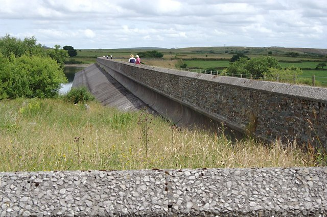 Colliford Lake Dam