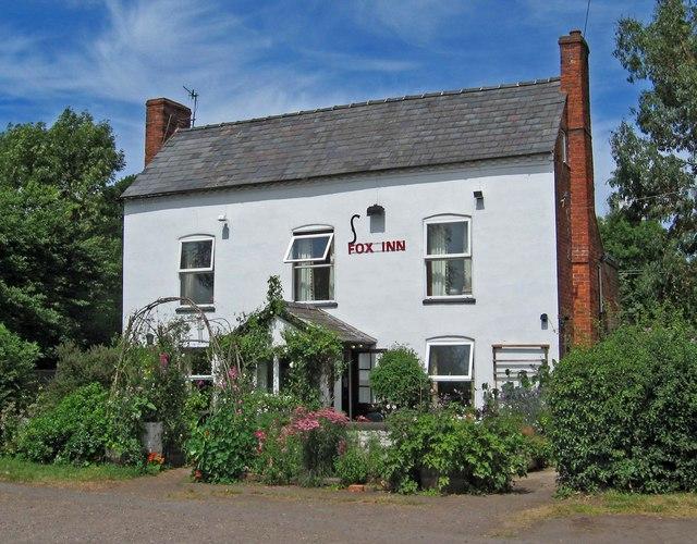Fox Inn, Monkwood Green
