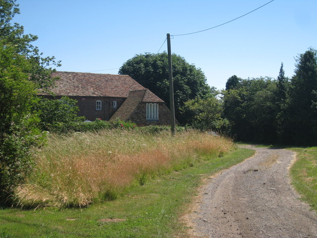 House at Stelling Minnis