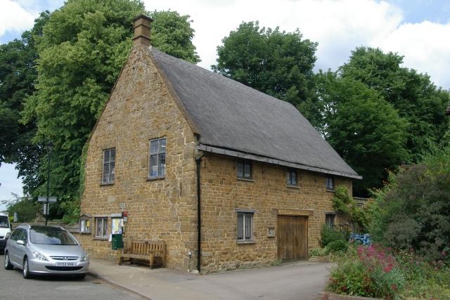 Bloxham old fire station