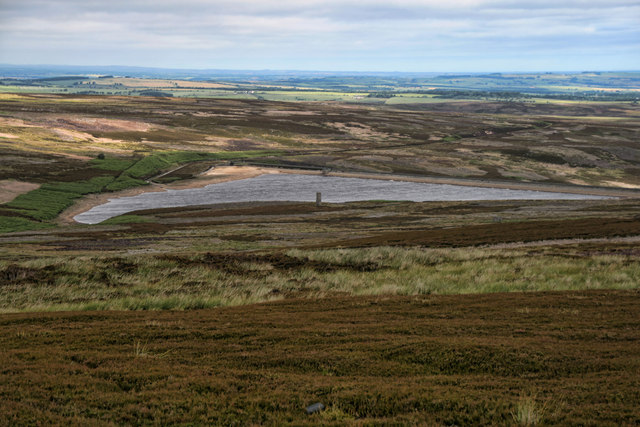 Hisehope Reservoir
