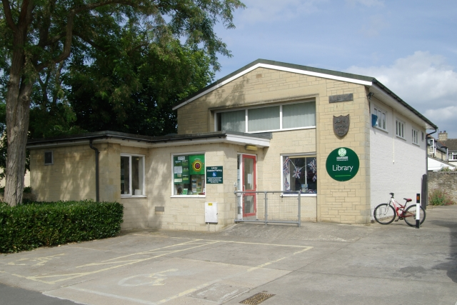 Eynsham old fire station