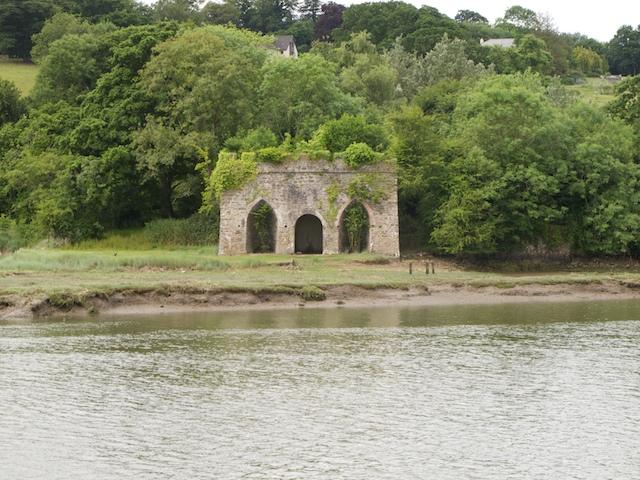 Limekiln on the River Torridge