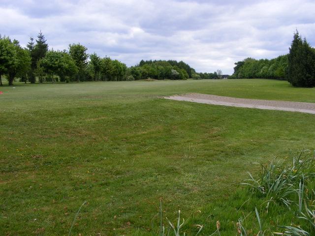 Barshaw Park golf course