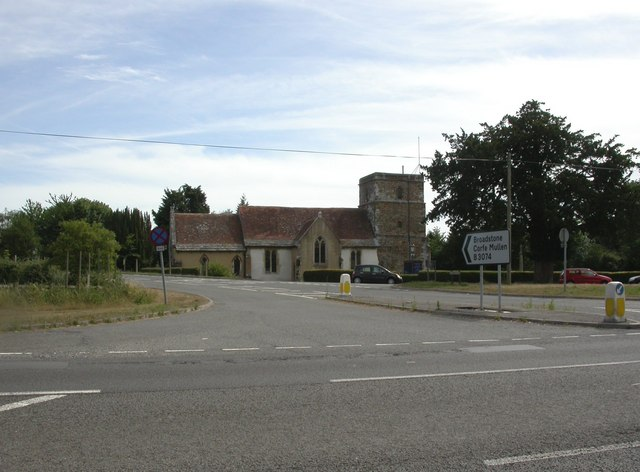 Corfe Mullen, St. Hubert's
