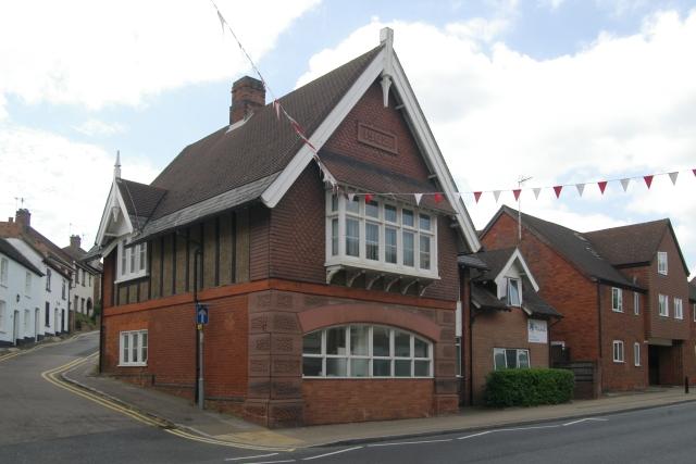 Ampthill old fire station