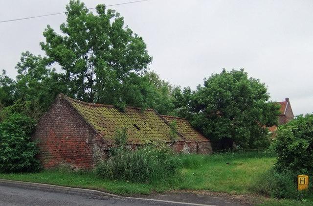 Old Barn, Main Street, Thornton Curtis