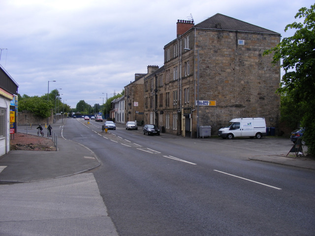 Hawkhead Road