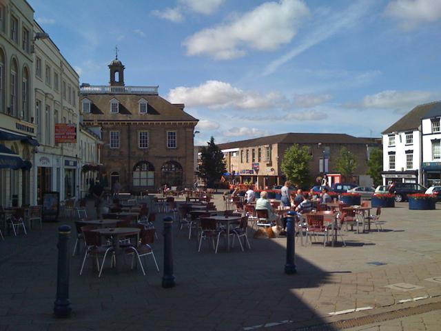 Market Place, Warwick