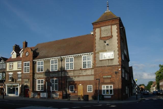 Baldock old fire station