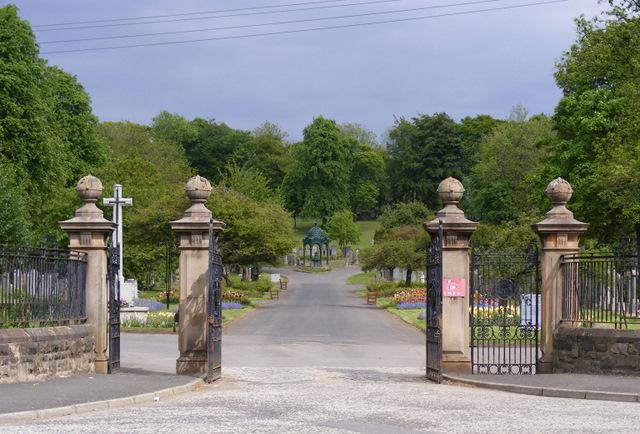 Hawkhead Cemetery