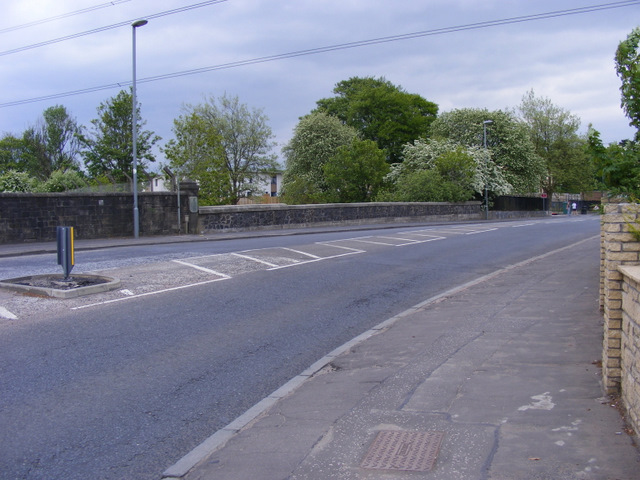 Hawhkead Bridge
