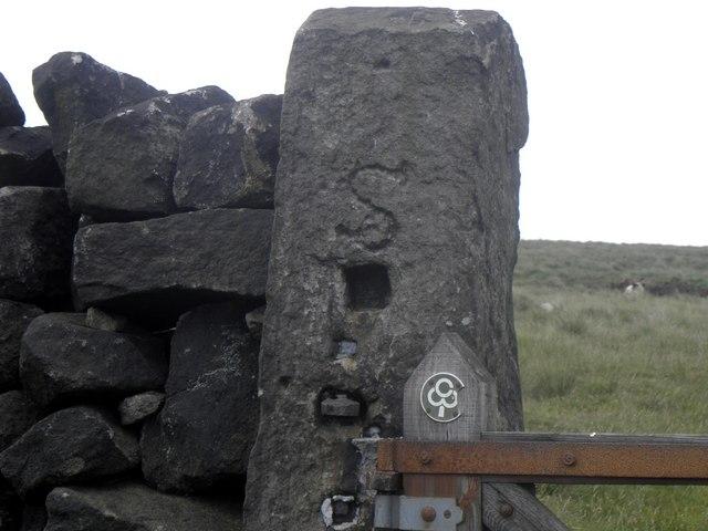 Boundary Gate detail