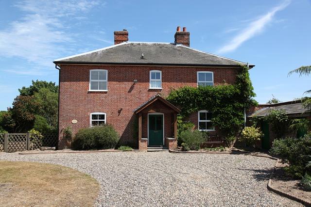 Mount Pleasant Farm, Dunwich Heath
