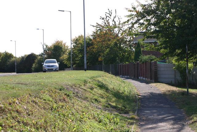 A Path located along Pennine Way  (1)
