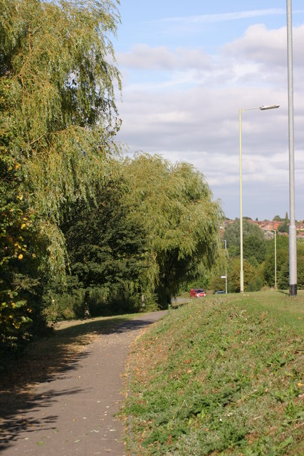 A Path located along Pennine Way  (2)