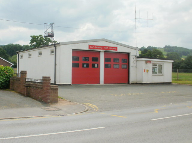 Hay-on-Wye Fire Station
