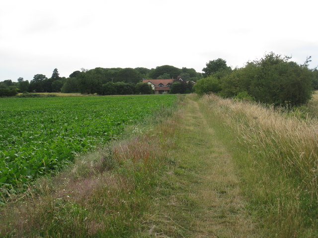 Path to Little Redbourne