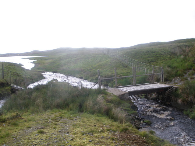 Bridge over the All Beochlich