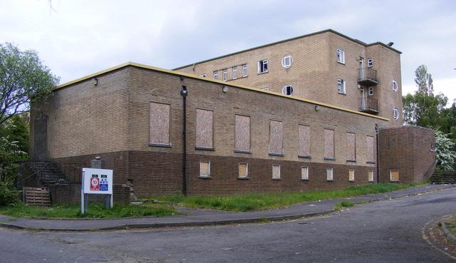 Former Hawkhead Hospital