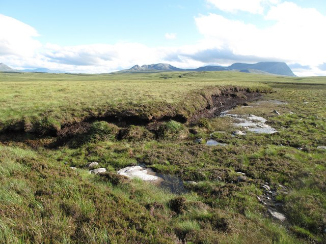 Dry Loch on the Moine