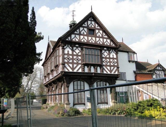 Grange Court, Leominster