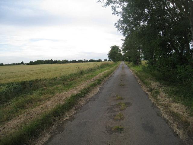 Clay lane, Waddingham