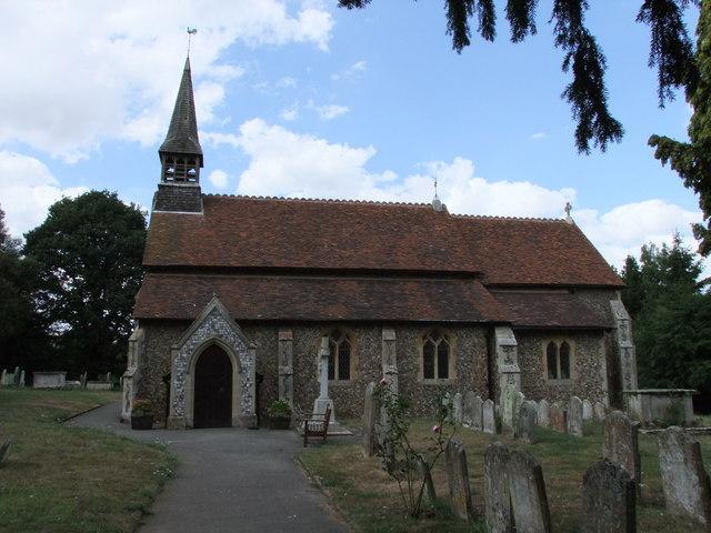 St. Mary's Church Bucklesham