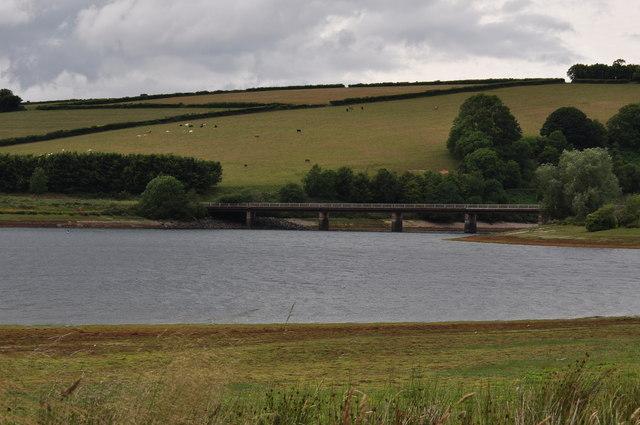 Exmoor : Wimbleball Lake & Bessom Bridge