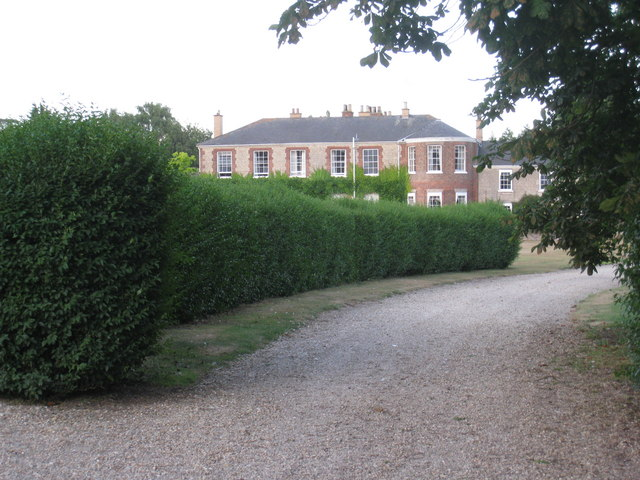 Redbourne Hall
