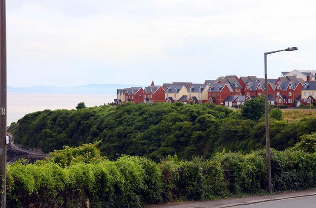 New houses on Nell's Point