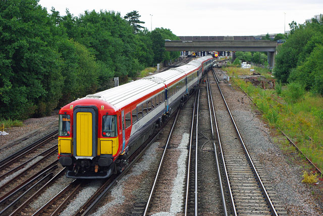Gatwick Express blocks all lines