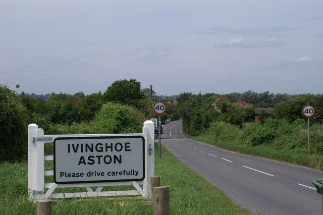 Ivinghoe Aston village sign