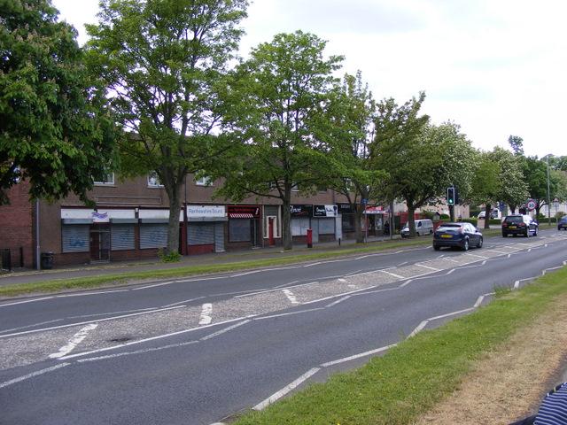Barrhead Road