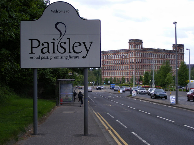 Welcome to Paisley