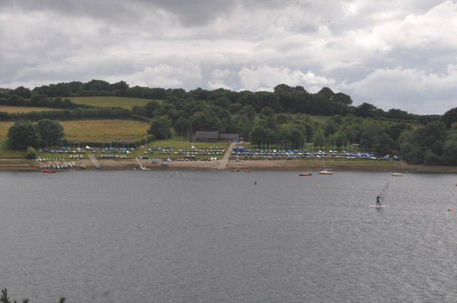 Exmoor : Wimbleball Lake & Sailing Club