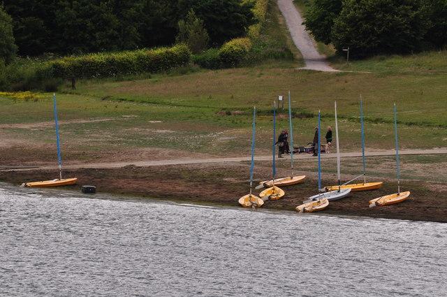 Exmoor : Wimbleball Lake - Boat Rental