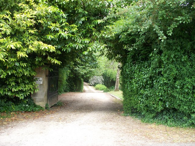 Driveway to The Mount