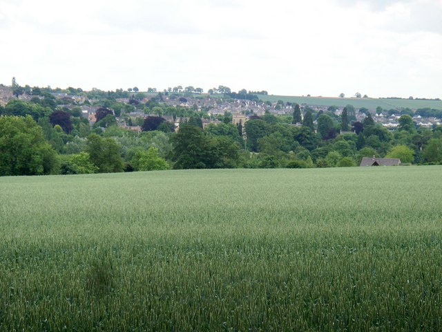 A view of Chipping Norton