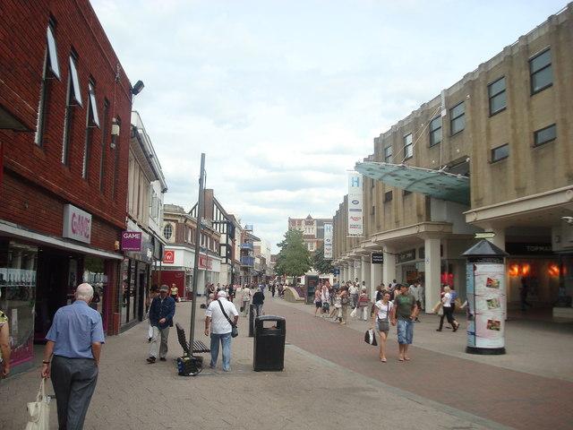 Midland Road, Bedford