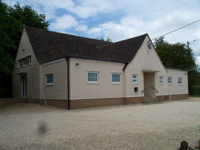 Village Hall, Salford