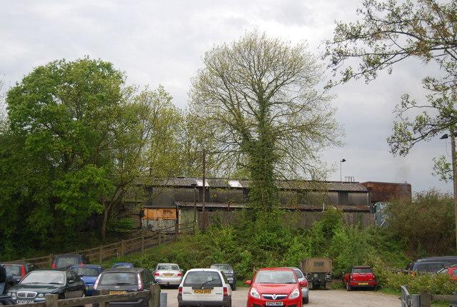 Engine shed, Sheffield Park Station