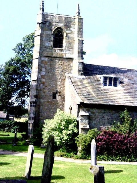 Long Preston, St Mary's Church