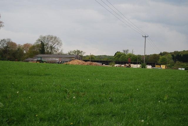 Waspbourne Manor Farm
