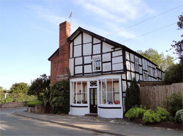 Former Bell Inn, Kingsland