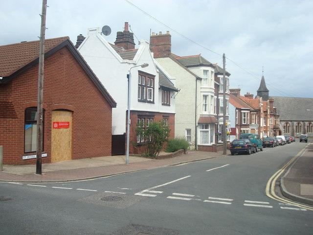 St Peter's Road, Sheringham
