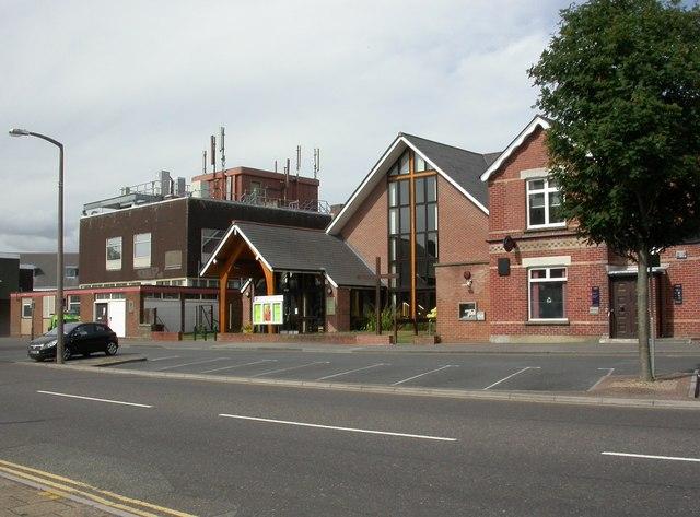 Broadstone, Methodist Church Centre