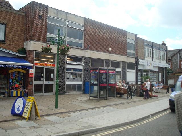 Sheringham Post Office
