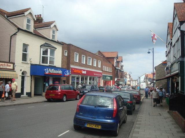 High Street, Sheringham