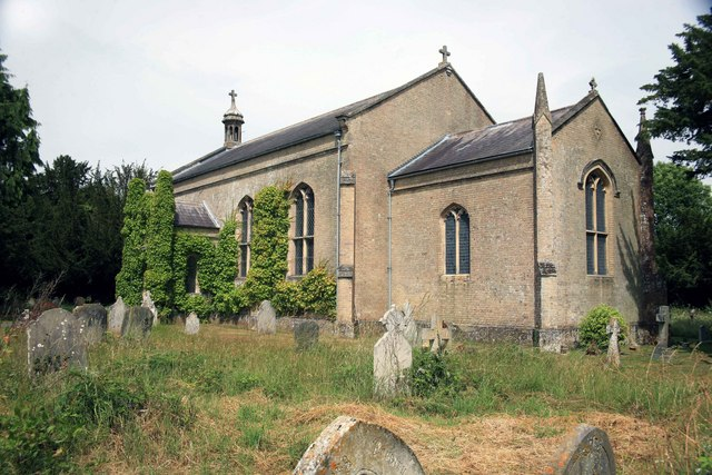 Redlynch church and grave yard